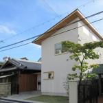 泉佐野の住宅